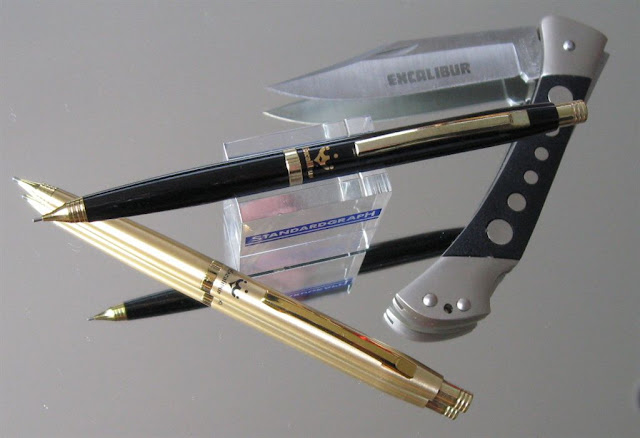 excalibur mechanical pencils plus blade