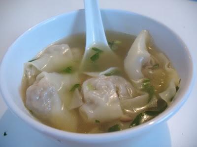 how to make homemade wonton soup broth