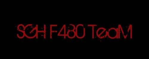 SGH F480 TEAM