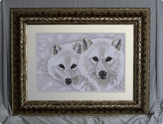 Приметы вышивка волков