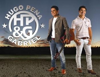 Download CD Hugo Pena e Gabriel   Nosso Amor Já Era