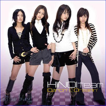 Hinoi Team - Dancin' & Dreamin'