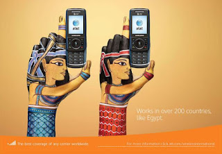 Wonderful Advertisement AT&T
