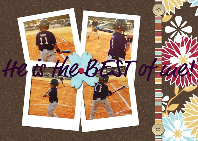 He is the BEST of me