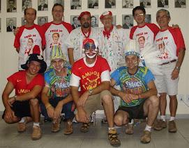 Foliões Soberanos do Carnaval de Itararé-SP