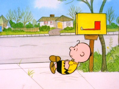 Image result for waiting at mailbox