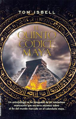 """Me gustan los libros: """"El Quinto Códice Maya"""""""