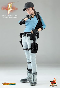Hot Toys - Jill Valentine B.S.A.A Version