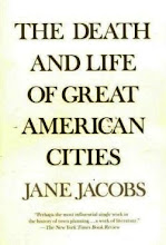 The Death and Life of Great American Cities, Jane Jacobs