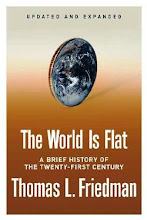 The World Is Flat, Thomas L. Friedman
