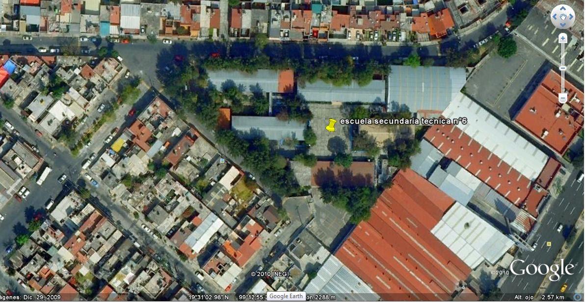 Competencias inform ticas mi escuela con google eath for Viveros en colina