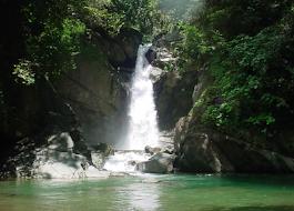 Salto del Río Jima, la Ceiba Bonao