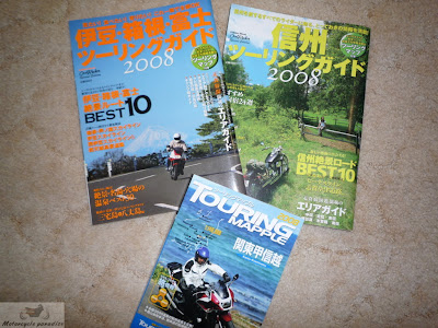 Japan Motorcycle Ride Report