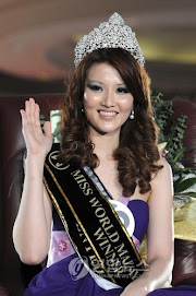 Miss World Malaysia 2008