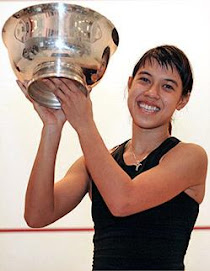 Malaysia&#39;s  Squash Superstar Nicol David