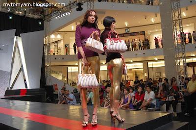 Mai Tomyam Bonia Fashion Show Pavilion Kl