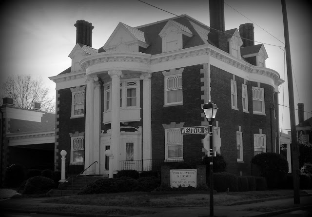Former funeral home in Norfolk