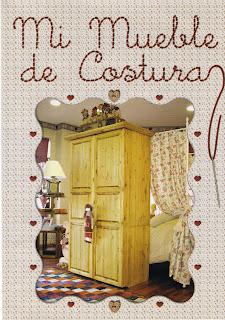 Mari y viges entre bastidores mueble de costura - Mueble de costura ...