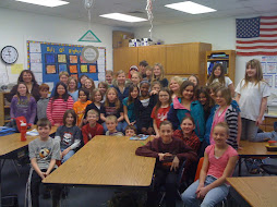 5th Graders from Marion Elementary