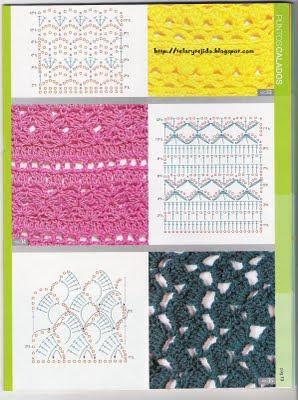 ... : crochet , patrones , puntos calados Publicado por Lizzy Neder