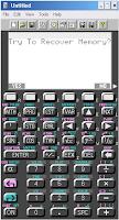 Emulador de la calculadora HP48G/GX