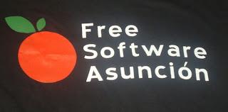 Logo Free Software Asunción