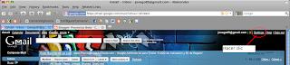 Imagen del acceso a configuración de Gmail