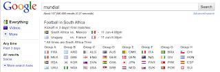 Imagen de buscar en Google la palabra mundial