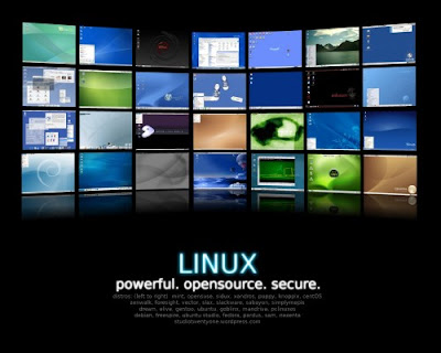 Imagen de Linux where dreams come true
