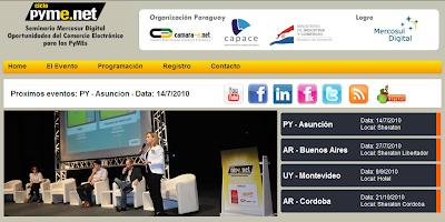 Imagen del evento Mercosur Digital