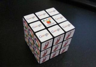 Imagen de un producto con el nombre de Google