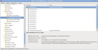 Imagen de configuración de Control + Alt + Suprimir en Ubuntu