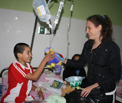 Imagen del evento organizado en Paraguay en twitter (twpyniños)en el 2010