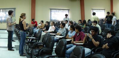 Imagen de la FLISOL 2008