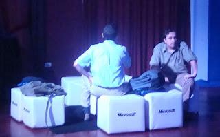 Imágenes del gran evento de Microsoft organizado el 28 de septiembre del 2010
