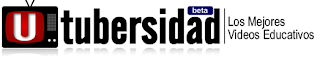 Imagen del logo de Utubersidad