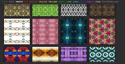 Imagen de varias texturas