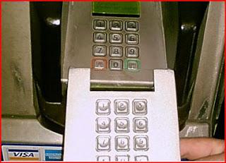 imagen de la clonación de Tarjetas de Crédito