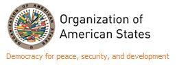 Imagen del logo de la Organización de Estados Americanos (OEA)