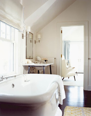 according to lia magazine monday dream bathrooms