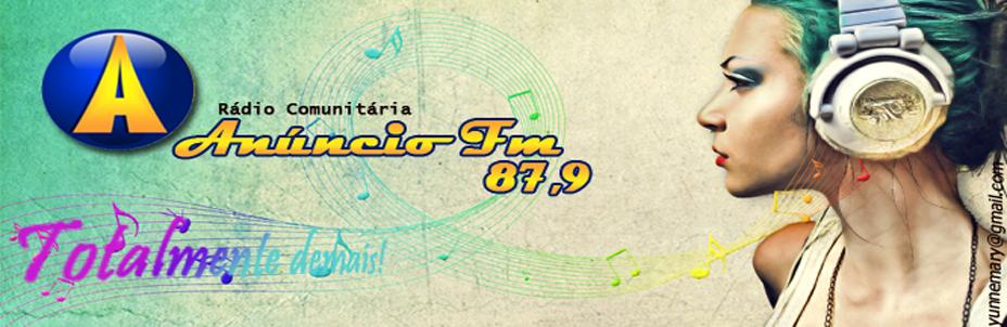 Rádio Anúncio FM 87,9
