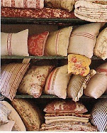 Vintage French Cushions