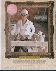 En la revista de Susana Gimenez