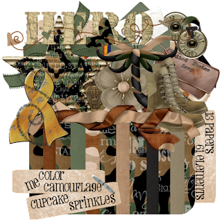 http://cupcakesprinklesbycaitlin.blogspot.com/2009/07/color-me-camouflage-scrap-kit.html