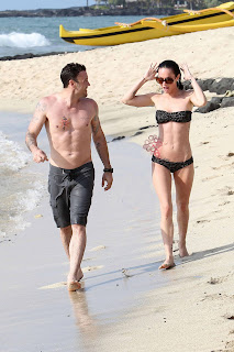 Megan Fox – Bikini Candids in Hawaii