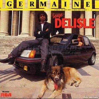 Serge Delisle - Germaine (1985)