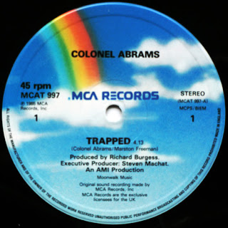Colonel Abrams - Trapped (12'' Dub Version) (1985)