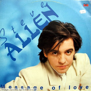 Steve Allen - Message Of Love (1986)