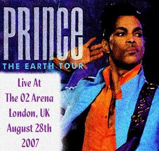 Prince - Live In London (2007) Full CD