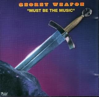 Secret Weapon - Difference Of Opinion; from the LP Must Be The Music (1983)